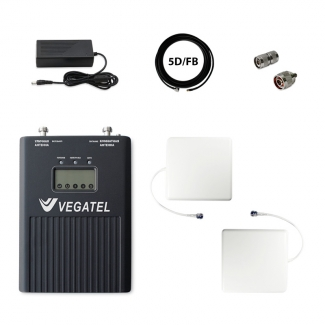Комплект VEGATEL VT3-900L-kit (LED 2017 г.)
