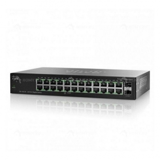 Коммутатор Cisco SB 24 (SR224T-EU)