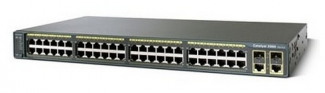 Коммутатор Cisco Catalyst WS-C2960-48TC-S