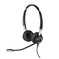 Проводная гарнитура Jabra BIZ 2400 II Duo USB Lync with Bluetooth (2499-823-209)