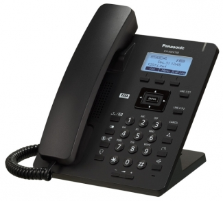 SIP-телефон Panasonic KX-HDV130RUB