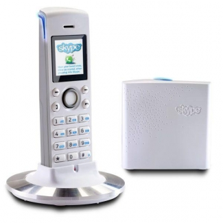 DECT Skype телефон Dualphone 4088RU